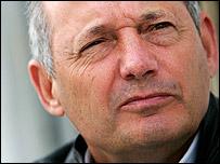 McLaren boss Ron Dennis
