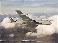 Nimrod MRA4 reconnaissance plane