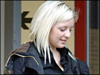 Holly Smith, who gave evidence at Cardiff magistrates court