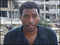 Chiwetel Ejiofor in Tsunami, The Aftermath