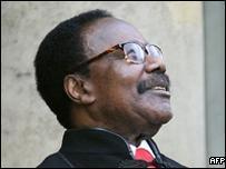 President Omar Bongo of Gabon
