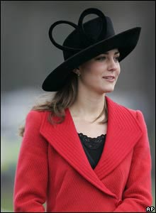William's girlfriend Kate
