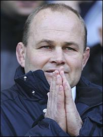 England coach Andy Robinson