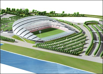 There has been speculation that Sale Sharks and Manchester United reserves will also play their home games at the arena