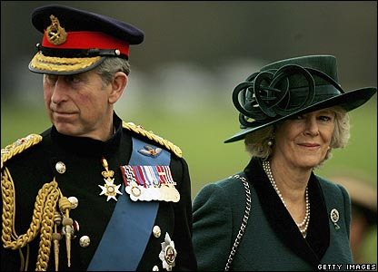 Prince Charles,  Duchess of Cornwall