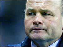 England boss Andy Robinson