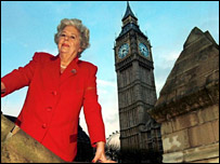 Baroness Boothroyd