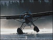 Seaplane (Pic: Loch Lomond Seaplanes)