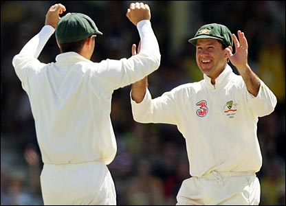 Langer and Ponting