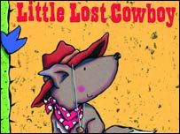 Little Lost Cowboy book