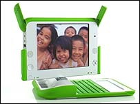 $100 laptop (Pic: One Laptop Per Child)