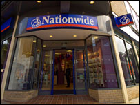 Nationwide branch in Southampton