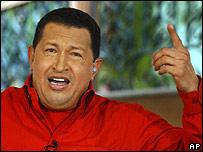 Hugo Ch�vez.