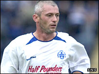 Dundee's Andy McLaren
