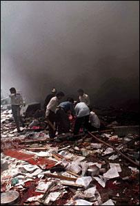 Atentados en Bombay 1993.