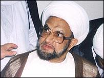 Bahraini Shia cleric Abdul Amir al-Jamri