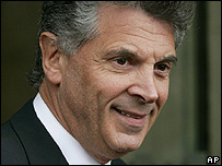 Arsenal vice-chairman David Dein