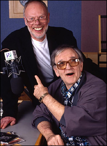 Bob Harris and Alan Freeman