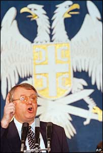 Vojislav Seselj. File photo