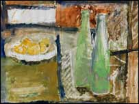 One of the most recent of Barrett's paintings to have survived
