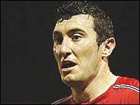 Shelbourne striker Jason Byrne