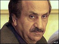 Ayham al-Samarrai (file photo from 2003)