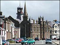Stornoway, Western Isles