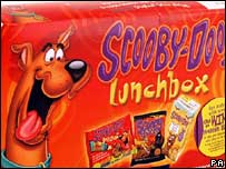 Scooby-Doo lunchbox