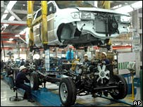 GM India plant at Halol