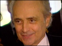 Jose Carreras at Maidstone Hospital