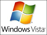 Vista logo, Microsoft