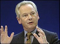 Tory chairman Francis Maude