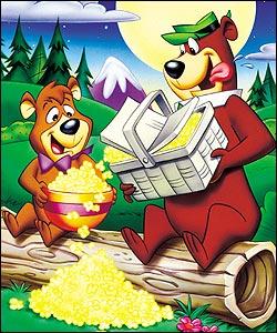 Yogi Bear (credit: Boomerang)