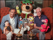 William Hanna and Joseph Barbera