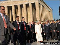 Pope Benedict XVI in Turkey