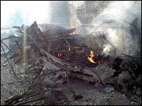 Bomb attack