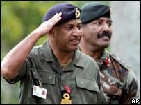 Commander Bainimarama