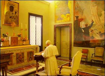 Profecías del Papa Juan XXIII - Página 4 _42371443_061219papa4
