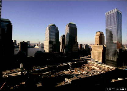 The Ground Zero site