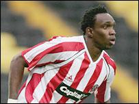 Sheffield United defender Claude Davis