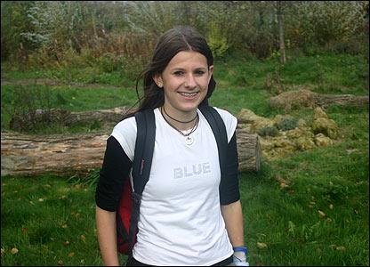 Lindsay Reiche, 14