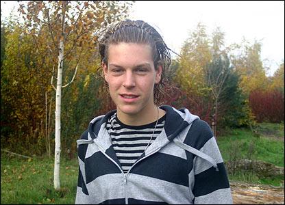 Maikel Breedveld, 15,