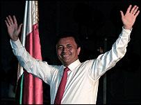 President Marc Ravalomanana