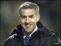 Aberdeen's Craig Brewster