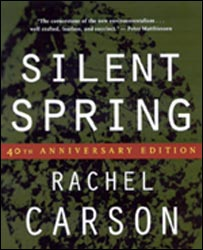 Silent Spring book cover