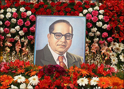 Bhimrao Ambedkar, one of the founders of modern India