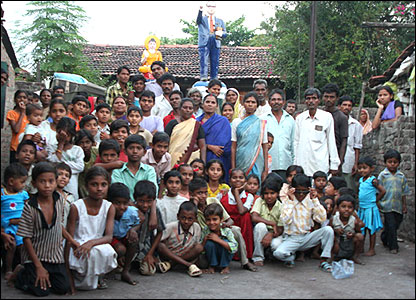 The Ambedkarite Dalit community in Nagpur