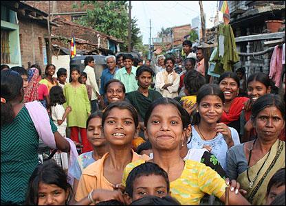 The Dalit community in Nagpur