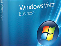 Windows Vista Business edition