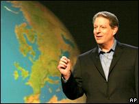 Al Gore. Image: AP